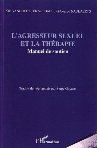 Couverture L'agresseur sexuel et la thérapie