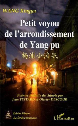 Couverture Petit voyou de l'arrondissement de Yang pu