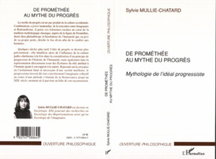 Couverture De Prométhée au mythe du progrès