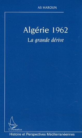 Couverture Algérie 1962