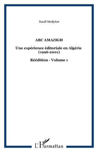 Couverture ABC Amazigh
