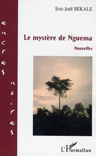 Couverture Le mystère de Nguema