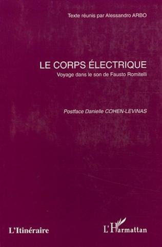 Couverture Le corps électrique