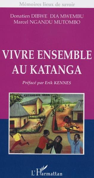 Couverture Vivre ensemble au Katanga