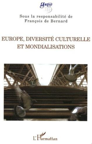 Couverture Europe, diversité culturelle et mondialisations
