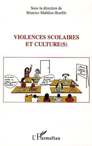 Couverture Violences scolaires et culture(s)