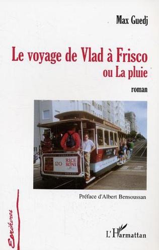 Couverture Le voyage de Vlad à Frisco
