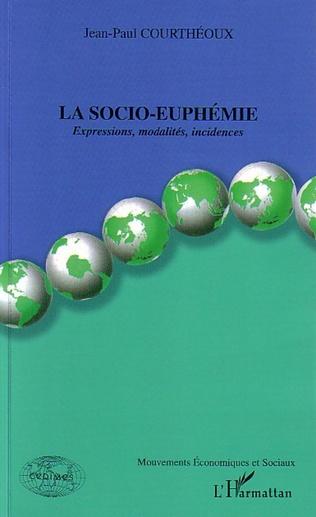 Couverture La socio-euphémie
