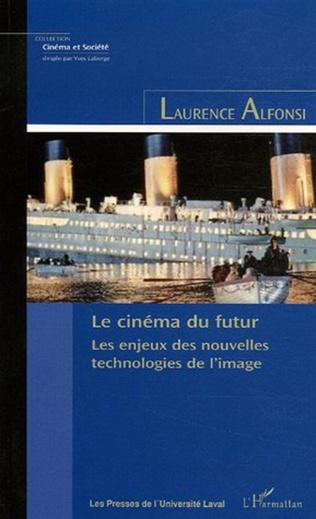 Couverture Le cinéma du futur