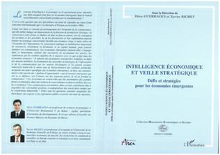 Couverture Intelligence économique et veille stratégique