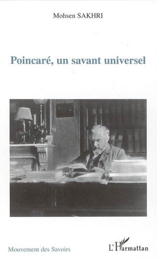 Couverture Poincaré, un savant universel