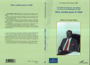 Couverture Mon combat pour le Mali