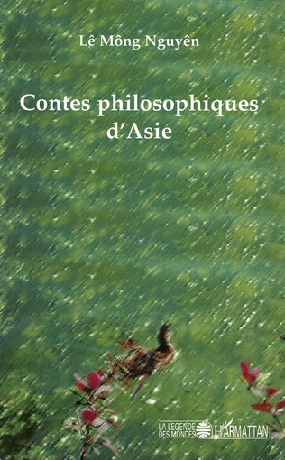 Couverture Contes philosophiques d'Asie