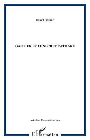Couverture Gautier et le secret cathare