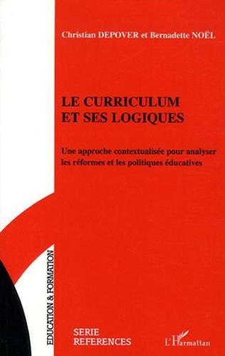 Couverture Le curriculum et ses logiques