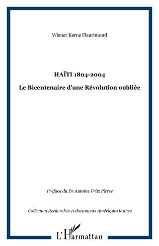 Couverture Haïti 1804-2004