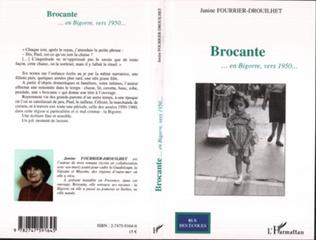 Couverture Brocante