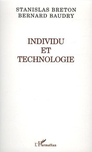 Couverture Individu et technologie