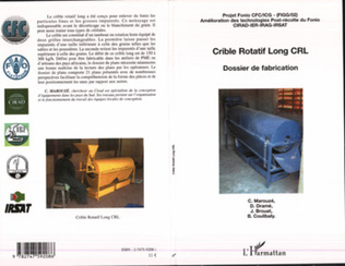 Couverture Crible Rotatif Long CRL