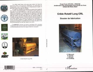 Couverture Crible Rotatif Long CRL