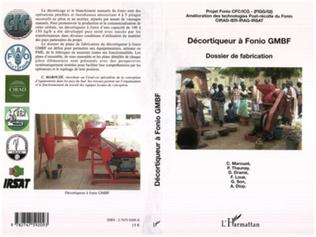 Couverture Décortiqueur à Fonio GMBF