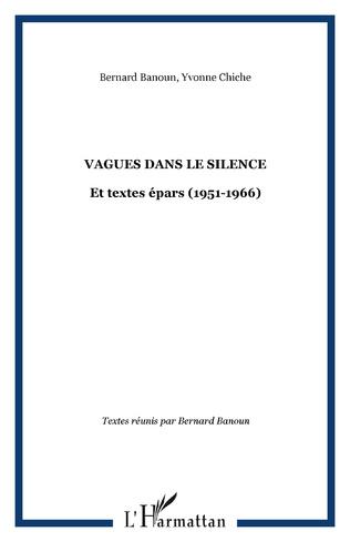 Couverture Vagues dans le silence