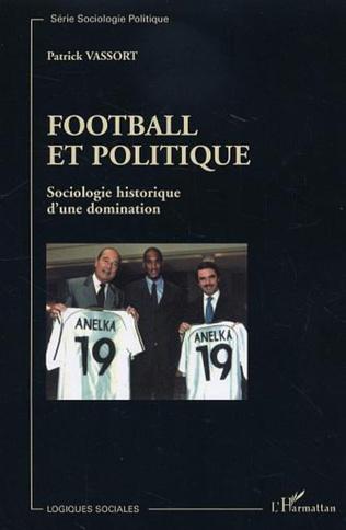 Couverture Football et politique