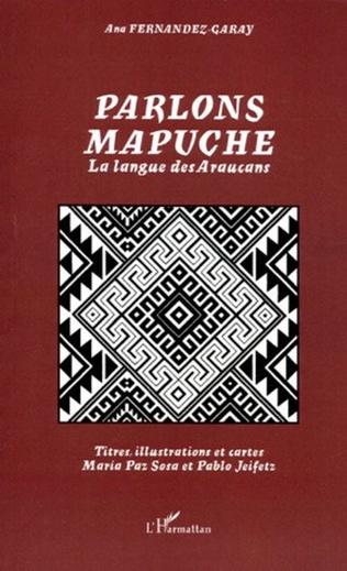 Couverture Parlons mapuche