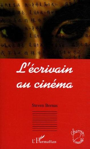 Couverture L'écrivain au cinéma