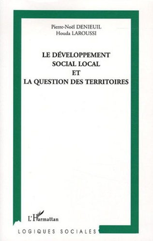 Couverture Le développement social local et la question des territoires