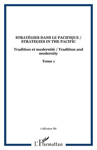 Couverture Stratégies dans le Pacifique / Strategies in the Pacific