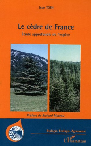 Couverture Le cèdre de France