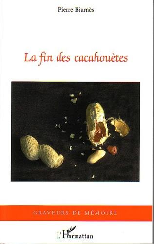Couverture La fin des cacahouètes