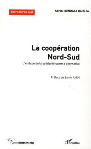 Couverture La coopération Nord-Sud