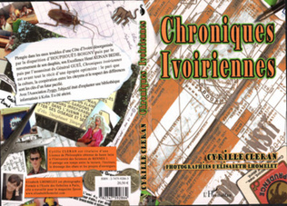 Couverture Chroniques Ivoiriennes