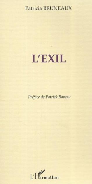 Couverture L'Exil