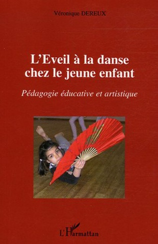Couverture L'éveil à la danse chez le jeune enfant