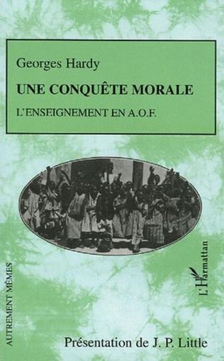 Couverture Une conquête morale