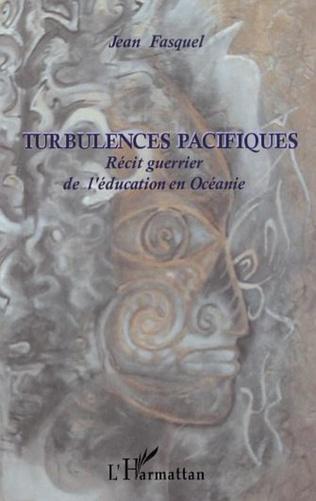 Couverture Turbulences pacifiques