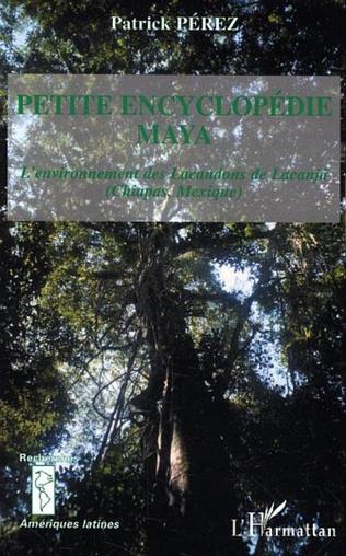 Couverture Petite encyclopédie Maya