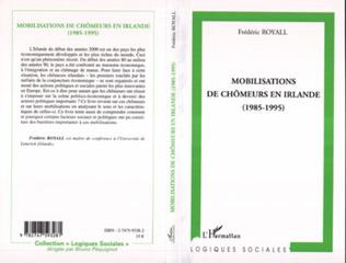 Couverture Mobilisations de chômeurs en Irlande (1985-1995)