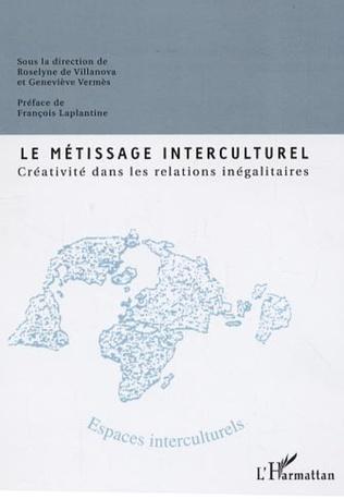 Couverture Le métissage interculturel
