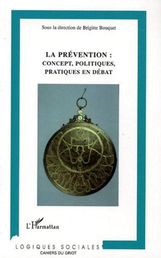 Couverture La prévention