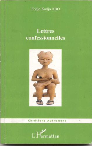 Couverture Lettres confessionnelles