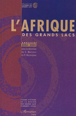 Couverture Annuaire 2004-2005