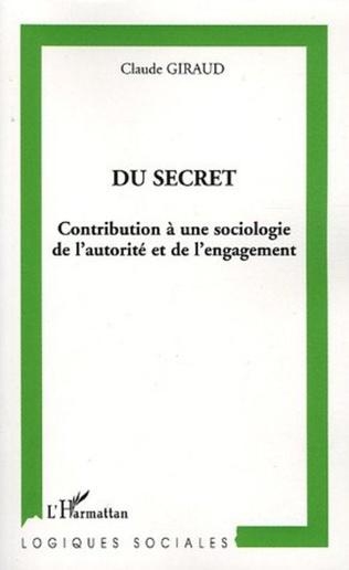 Couverture Du secret