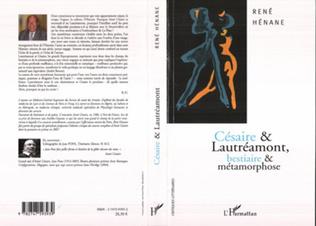 Couverture Césaire et Lautréamont