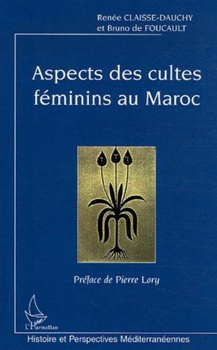 Couverture Aspects des cultes féminins au Maroc