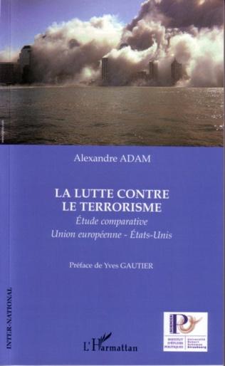 Couverture La lutte contre le terrorisme