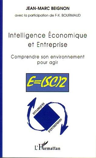 Couverture Intelligence Economique et Entreprise